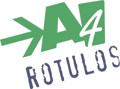 a4 rotulos