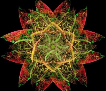 a 039flame039 fractal