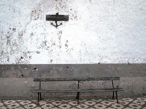 a anchor bench c concrete e n old p pattern r s