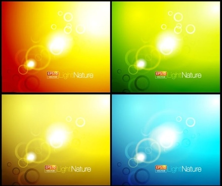 a dazzling abstract background 02 vector