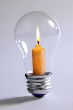 a different type of light bulb picture