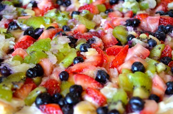 a fruit pizza dream