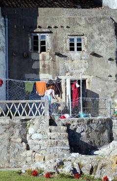 a guarda galicia casa vieja