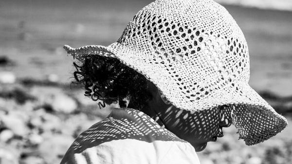 a summer hat