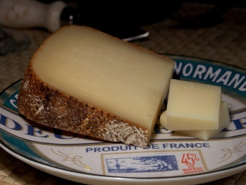 abbaye de belloc cheese milk product