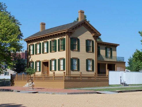 abraham lincoln house home