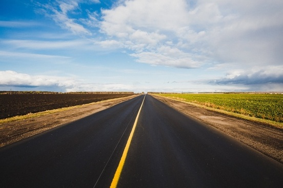 absence asphalt blacktop blur daytime distance empty