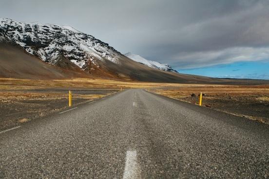 absence asphalt daytime desert distance empty