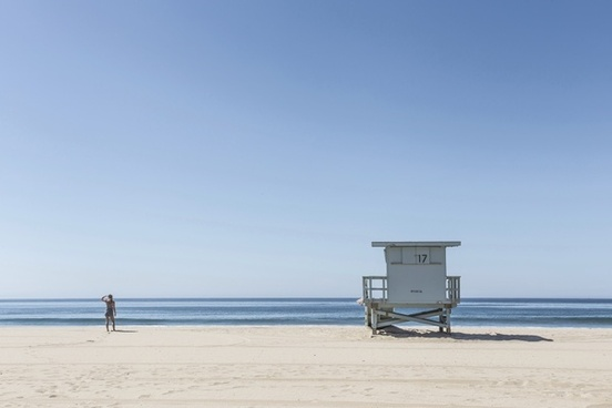 absence beach coast coastline daytime holiday