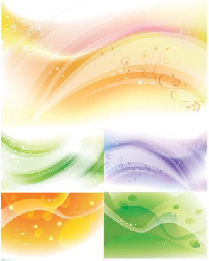 abstract aesthetic background vector art
