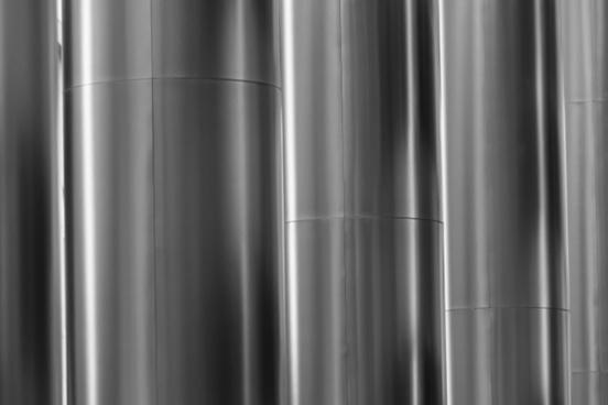 abstract alloy aluminum