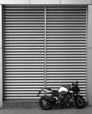abstract aluminum background black and white chrome
