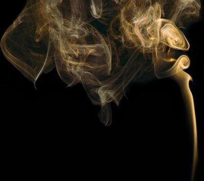 abstract art blur cigar curve delicate design