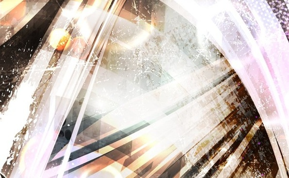 abstract background grunge retro style light effect