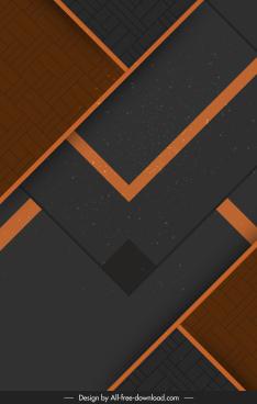 abstract background dark modern flat geometric layout