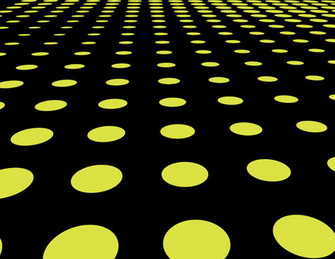 abstract background green dots