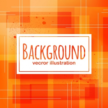 abstract background grunge orange decor