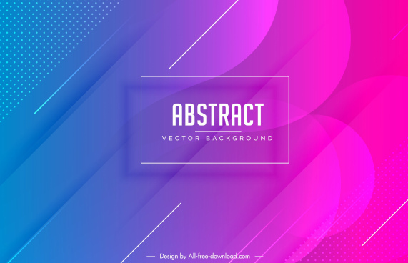 abstract background template bright blue pink blurred decor