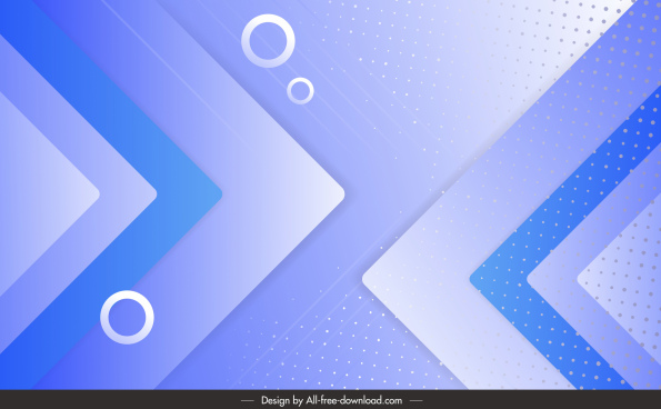 abstract background template bright modern geometric decor