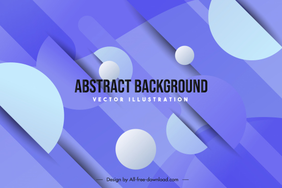 abstract background template geometric decor shiny bright blue