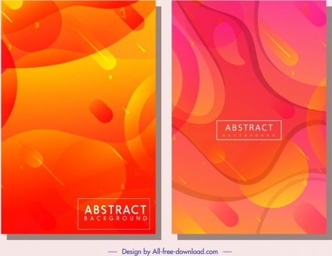 abstract background templates dark colored dynamic decor