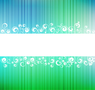 abstract background with decorated frame