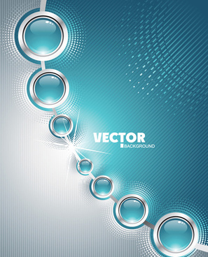abstract backgrounds with concept object design vector