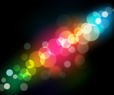 abstract backgrounds with light design vector