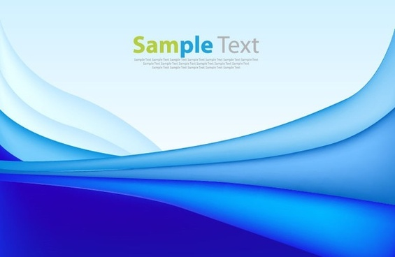 abstract blue background art vector graphic
