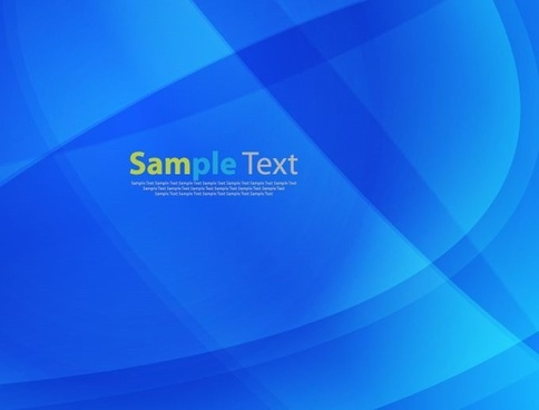abstract blue business artwork background vector illustration