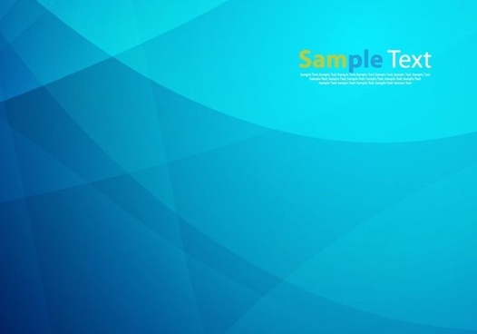 abstract blue business artwork vector background