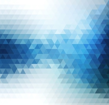 abstract blue business background vector illustration