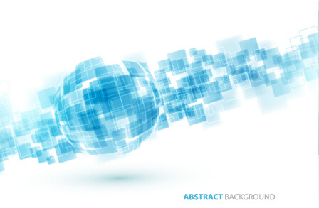 abstract blurs modern background vector