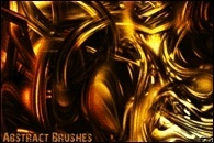 Abstract Brushs Set 6