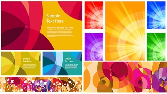 decorative backgrounds colorful abstract modern dynamic decor