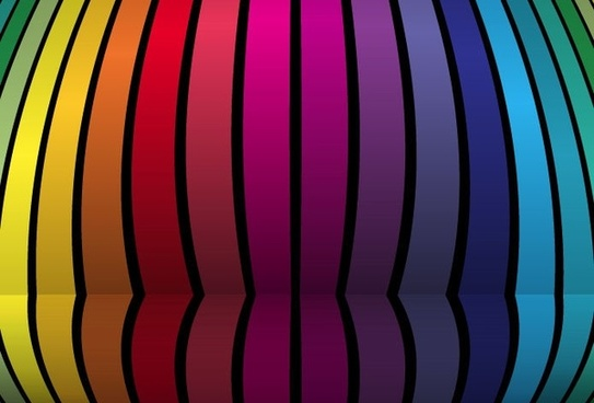abstract colorful art background vector illustration