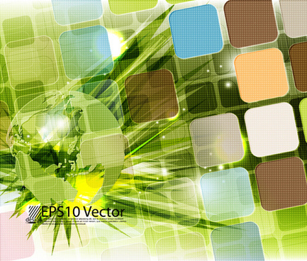 abstract colourful stylish vector background