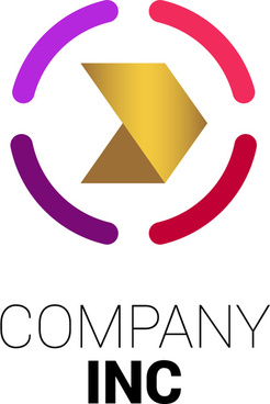 abstract company logo icon