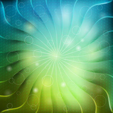 abstract curve spiral background