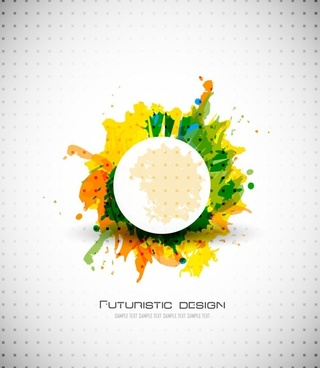 abstract design elements 04 vector
