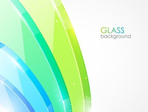 modern abstract background shiny colorful glass decor