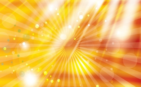 abstract golden background sparkling bokeh style