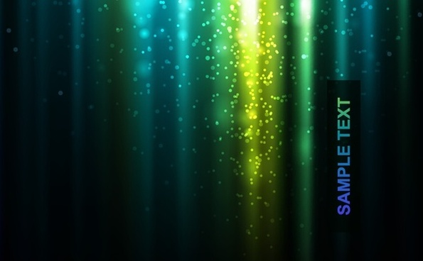 abstract sparkling light background