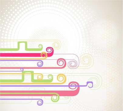 Abstract Graphic Background