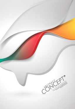 abstract graphic poster background 04 vector