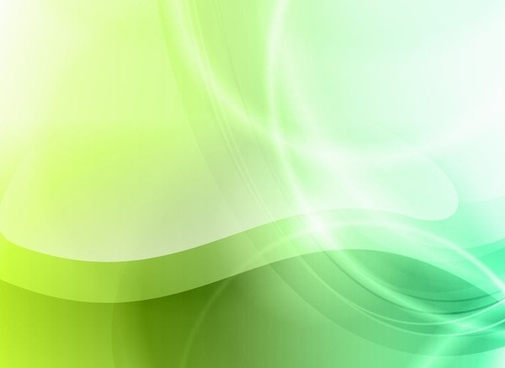 Abstract Green Background Wallpaper Vector Graphic
