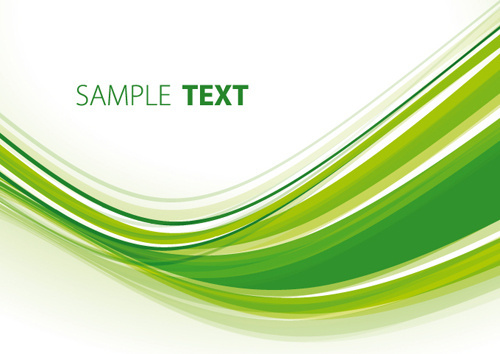 abstract green vector backgrounds