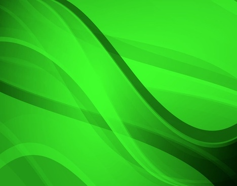 abstract green vector illustration art background