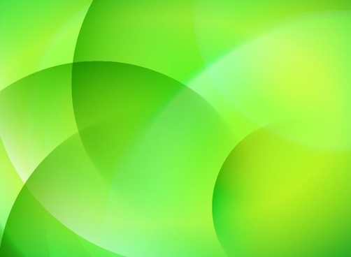 abstract green wavy vector design background