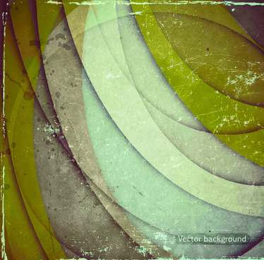abstract grunge background retro style vector